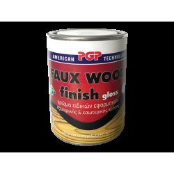 FAUX WOOD FINNISH - WOOD GRAINING